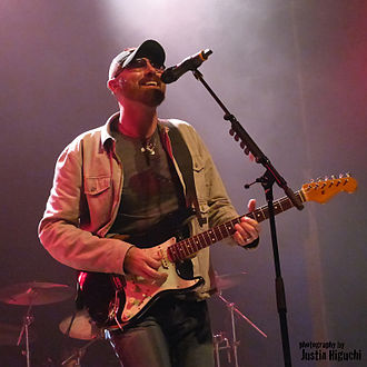 Corey Smith (musician) - Smith performing at the House of Blues Sunset Strip in Hollywood in 2013