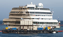 Costa concordia schip 2006 wikipedia for Costa fascinosa wikipedia