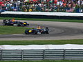 Coulthard & Klien 2006 US Grand Prix 001.jpg