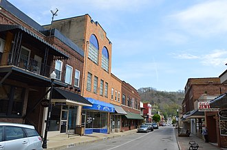 Prestonsburg, Kentucky - Court Street