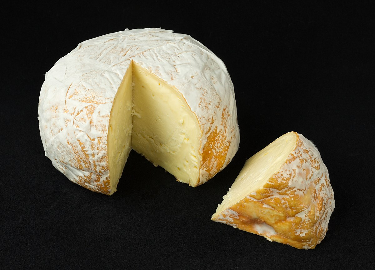 Washed Rind California Cheese Wedding Cake