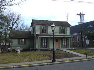 Crane-Phillips House - Image: Crane Philips House