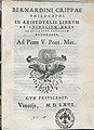 Crippa, Bernardino – In Aristotelis librum De animalium motu ecphrases, 1566 – BEIC 13268631.jpg