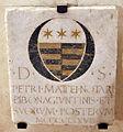 Cripta di san lorenzo, stemma bonagiuntini.JPG