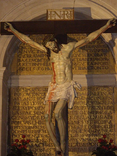 Archivo:Cristo de las Injurias de Zamora.JPG