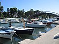 Croatie Trogir Canal - panoramio.jpg