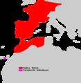 Crocidura russula range Map.png