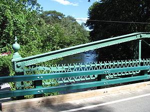 Crossman Bridge - Image: Crossman Bridge, Warren MA