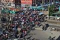 Crowds passing Shoupakou after Z66 (20180502074340).jpg