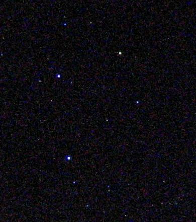Crux constellation