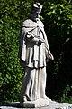 Csolnok, Nepomuki Szent János-szobor 2021 02.jpg