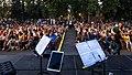 Cuarteto Casals interpreta a Haydn, Beethoven y Shostakóvich en el Cementerio de La Almudena 01.jpg