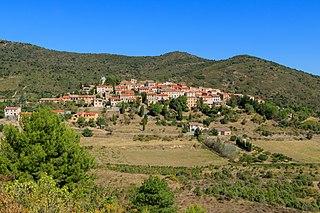 Cucugnan Commune in Occitanie, France
