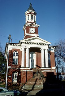 Culpeper County Courthouse, Culpeper (Culpeper County, Virginia).jpg