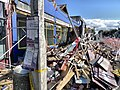 Cycleshop in Addington post 22 Feb 2011 quake.jpg