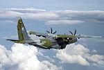 Czech Air Force CASA C-295 in flight.jpg