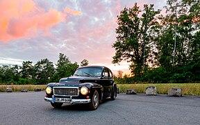 Dülmen, Merfeld, Volvo PV 544 B18 -- 2021 -- 0075-9.jpg