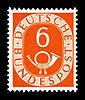 DBP 1951 126 Posthorn.jpg