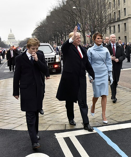 File:DHS Law Enforcement Personnel Ensures Safety at 2017 Presidential Inauguration (32320722031).jpg