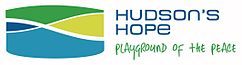 Official logo of Hudson's Hope