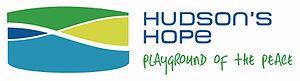 Hudson's Hope - Image: DOHH 1