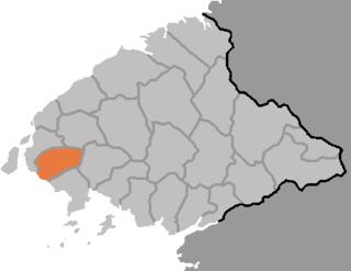 Yomju County County in North Pyŏngan, North Korea