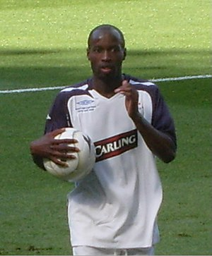 DaMarcus Beasley - Beasley played a key role in Rangers' Scottish Cup final victory over Queen of the South