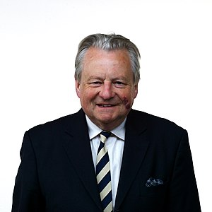 Presiding Officer of the National Assembly for Wales - Image: Dafydd Elis Thomas 2011