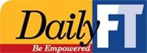 Daily FT - Image: Dailyftsrilanka