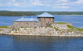 Dalarö Fortress - Image: Dalarö Skans 4