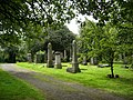 Dalry Cemetery, Fountainbridge - geograph.org.uk - 1436104.jpg