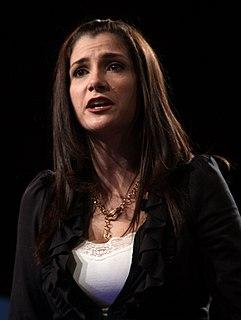 Dana Loesch American conservative political commentator