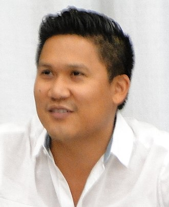 Dante Basco - Basco at the 2014 Otakon