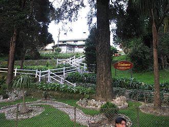 Observatory Hill, Darjeeling - Image: Darjeeling Windermere Hotel