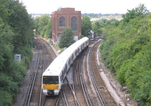 Dartford Junction - geograph.org.uk - 198168