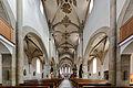 Das Münster St. Johannes in Bad Mergentheim. Mit Kreuzrippengewölbe aus dem 16. Jahrhundert.jpg