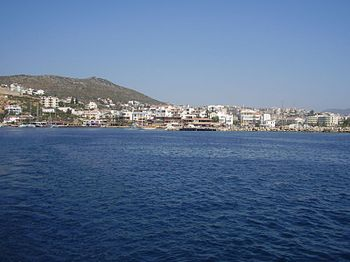 Datça coast - Muğla, Turkey