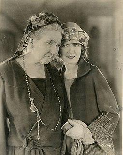 Alyce Mills American silent film actress