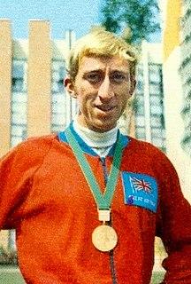 David Hemery British hurdler