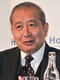 David K.P. Li, Chairman, Bank of East Asia - what is China's impact on global growth, at the Horasis Global China Business Meeting 2009 - Flickr - Horasis.jpg