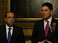 David Miliband with Marcos Kyprianou.jpg