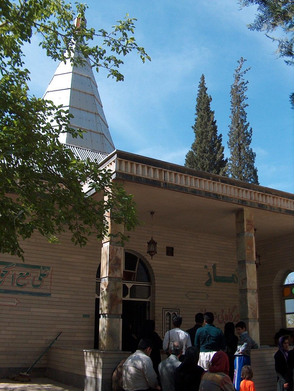 Dawu Tomb Zarde Village