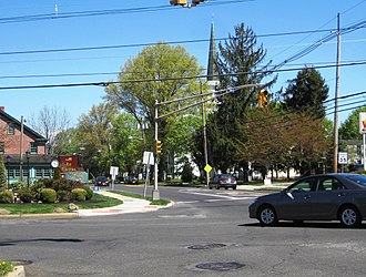 Dayton, New Jersey - Center of Dayton