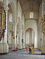 De Lorme The Interior of the Church of St. Laurens in Rotterdam.jpg