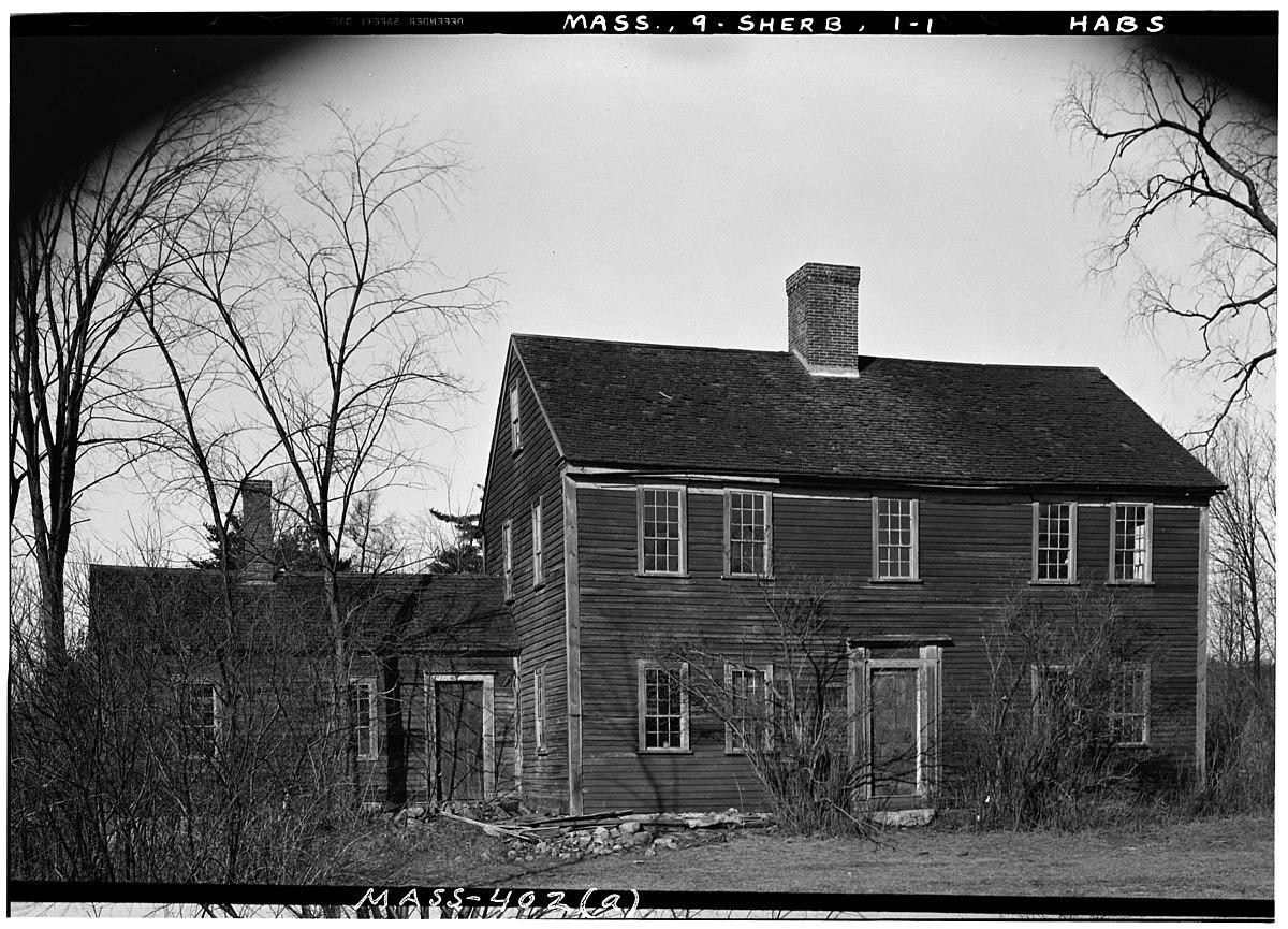 Deacon william leland house wikipedia for Leland house