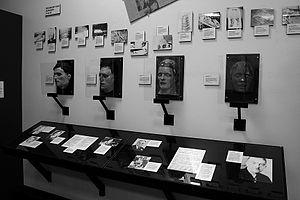 Cleveland Torso Murderer - Image: Death Mask Display