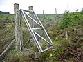 Deer fence door - geograph.org.uk - 1324388.jpg