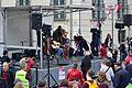 Demo Kein rechtsextremer Burschenschafter als Bundespräsident. Für Solidarität und soziale Gerechtigkeit - 01 - Harri Stojka.jpg