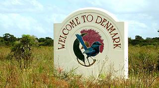 Denmark, Western Australia Town in Western Australia