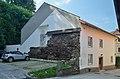 Der Türke im Fenster by Franz Brandl, Bleiburg 01.jpg